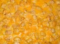 chicken mexican casserole