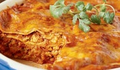 hearty mexican casserole recipe
